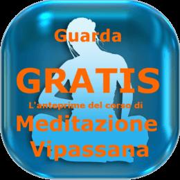 Corso Meditazione Vipassana Gratis