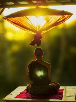 Meditazione Vipasna porta luce